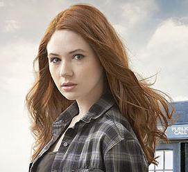 amy pond (karen gillan)